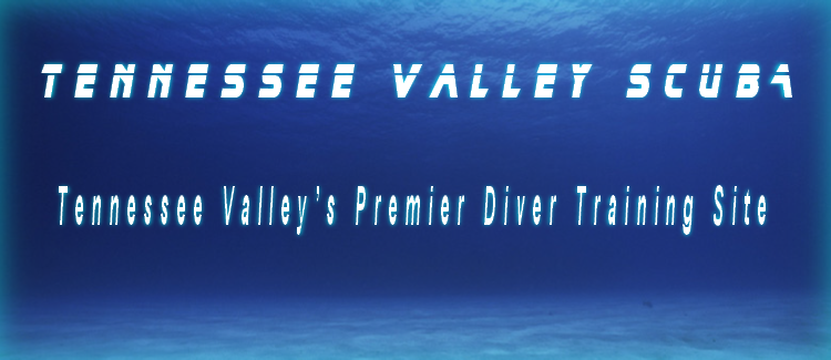 Tennessee Valley's Premier Diver Training Site